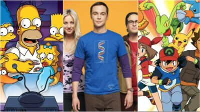 The Big Bang Theory, Pokemon, Les Simpson… 10 séries bannies à l'étranger