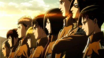Qui survivrait à L'Attaque des Titans (SNK) ? Toi, ton/ta BFF ou les deux ?