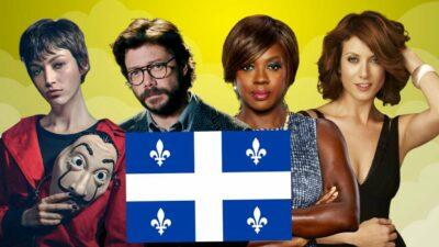 Meurtres à l'étude, Baiser fatal…13 titres de séries WTF au Québec #saison2