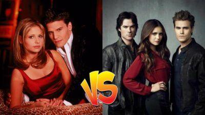 10 choses que The Vampire Diaries a volé à Buffy contre les vampires