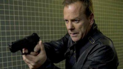 Kiefer Sutherland (24 Heures Chrono) sera la star d'une nouvelle série d'espionnage