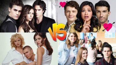 Sondage : vote pour le pire triangle amoureux de séries