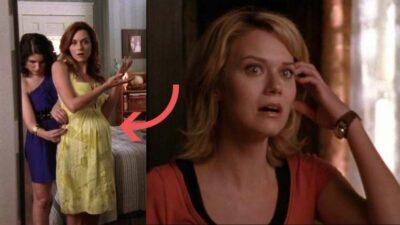 Les Frères Scott : aviez-vous remarqué cette énorme incohérence sur la grossesse de Peyton ?