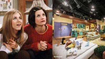 Friends : vous pouvez maintenant passer la nuit dans l'appartement de Monica