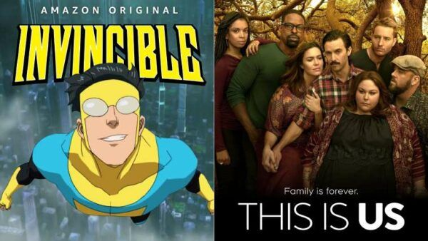 invincible, this is us