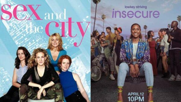 sex and the city, insecure