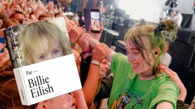 Billie Eilish : 3 bonnes raisons de découvrir son premier livre