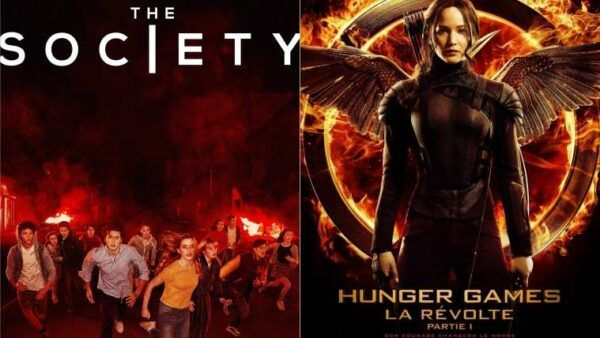 the society, hunger games