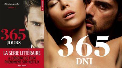 365 jours : 3 bonnes raisons de dévorer le livre si vous avez adoré le film