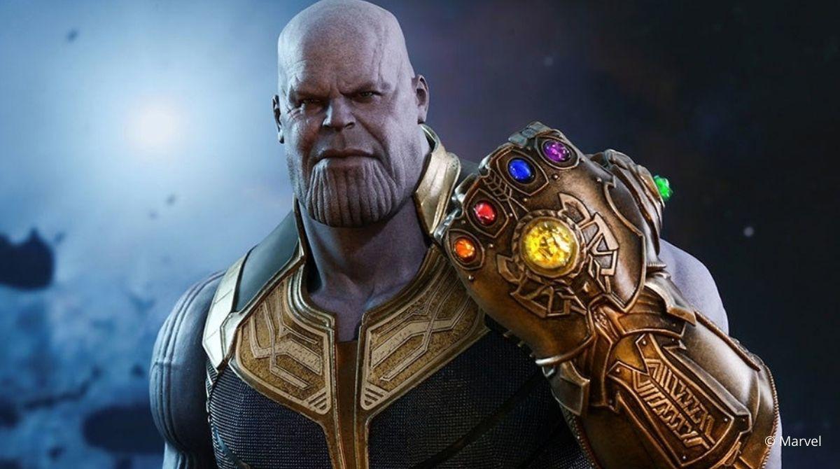 Être coincé.e dans une maison hantée avec Thanos et ton/ta meilleur.e ami.e