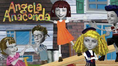 Retour en enfance : comment se termine Angela Anaconda ?