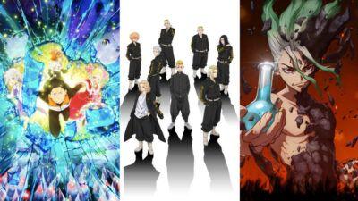 Quiz Jujutsu Kaisen, SNK… As-tu bien suivi les animes de 2021 ?