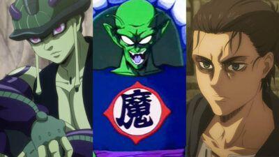 Quiz : choisis 5 personnages d'animes on te dira qui serait ton ennemi
