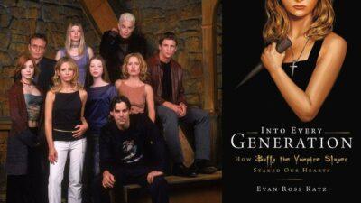 Buffy contre les vampires : alerte générale, un livre sur la série culte va sortir en 2022