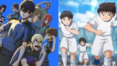Blue Lock, Captain Tsubasa… 3 mangas cultes sur le foot à découvrir