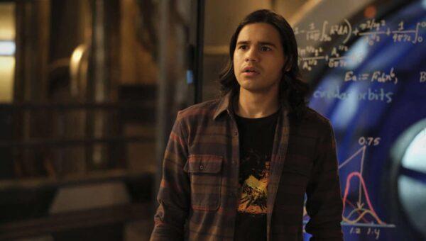 The Flash Cisco Carlos Valdes