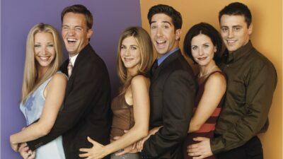 Sondage : avec quel Friends voudrais-tu être en coloc ?