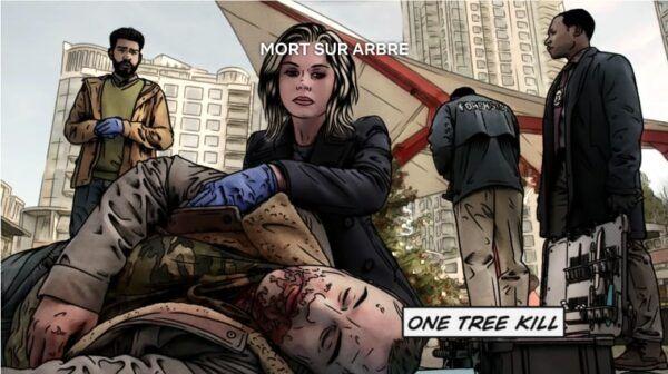 one tree kill izombie