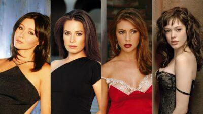 Sondage : qui est la vraie belle gosse de la série Charmed ?