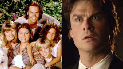 The Vampire Diaries : le saviez-vous ? Un acteur de 7 à la Maison a failli jouer Damon Salvatore