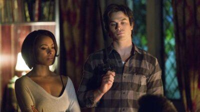 The Vampire Diaries : Kat Graham et Ian Somerhalder se détestaient lors du tournage de la saison 1