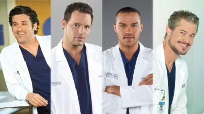 Sondage : qui est le vrai beau gosse de Grey's Anatomy ?
