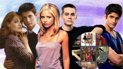 Quiz : t'es un vrai fan de teen shows si tu retrouves ces séries cultes
