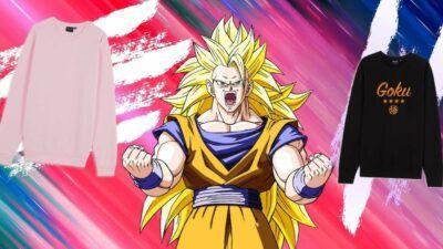 Dragon Ball Z : Courir balance une collection exclusive (et canon) dédiée à l'anime culte