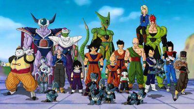 Quiz : donne nous ton mois de naissance on te dira qui serait ton ennemi dans Dragon Ball Z