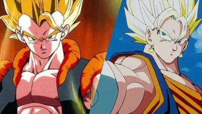 Sondage Dragon Ball Z : t'es plutôt team Gogeta ou Vegetto ?