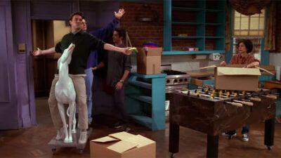 Friends : 4 secrets sur l'épisode culte des paris que vous ne connaissiez peut-être pas