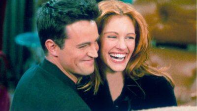 Friends : seul quelqu'un qui a vu 5 fois l'épisode avec Julia Roberts aura tout bon à ce quiz