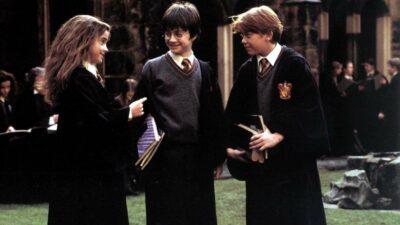 Ces choses que le casting d'Harry Potter a volées sur le tournage de la saga culte