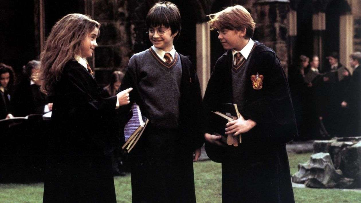 Les Harry Potter