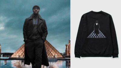 Lupin : on craque pour la collection dédiée à la série en collab' avec le Musée du Louvre