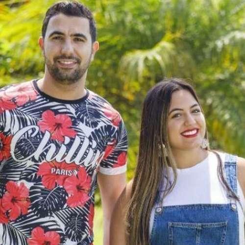 Mounir et Lydia