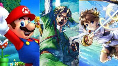 Pokémon, Mario, Zelda… Choisis tes jeux Nintendo préférés
