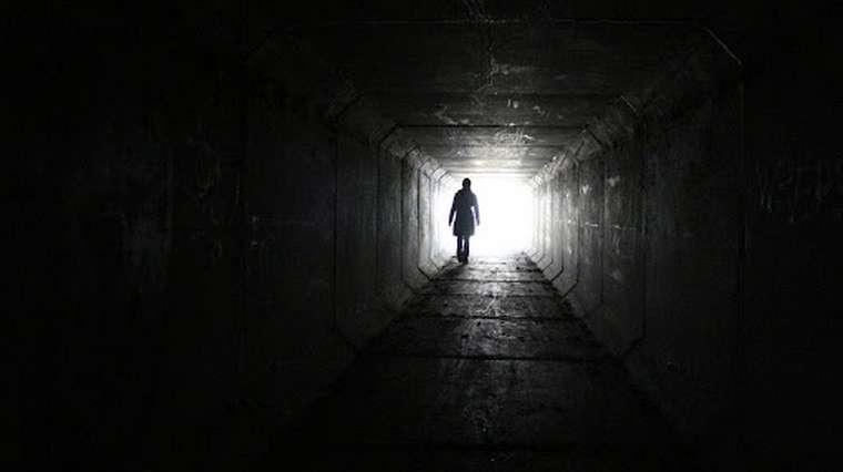 Une épreuve dans l'obscurité