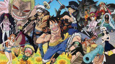 One Piece : impossible d'avoir 10/10 à ce quiz sur la saga Dressrosa