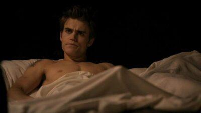 The Vampire Diaries : quand l'orteil de Paul Wesley ruinait une scène de sexe dans la série
