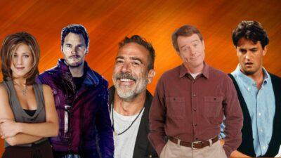 Matthew Perry, Chris Pratt, Jennifer Aniston… 10 rôles absurdes joués par ces acteurs de séries