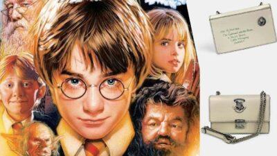 Harry Potter : Panapop dévoile une collection magique de sacs à main