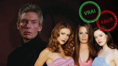 Charmed : seul un vrai fan aura 10/10 à ce quiz vrai ou faux sur Barbas