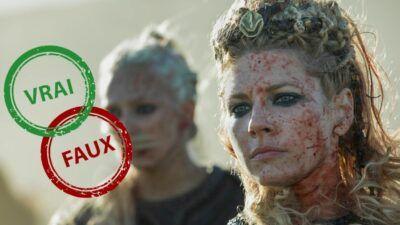Vikings : seul un vrai fan aura 10/10 à ce quiz vrai ou faux sur les guerrières de la série