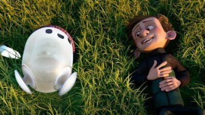 Ron Débloque: une première bande annonce loufoque pour le film d'animation anglais