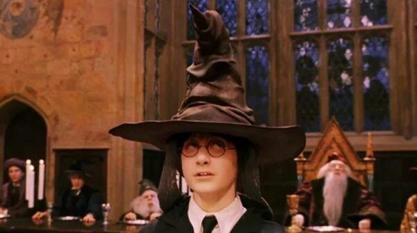 Choixpeau Harry Potter
