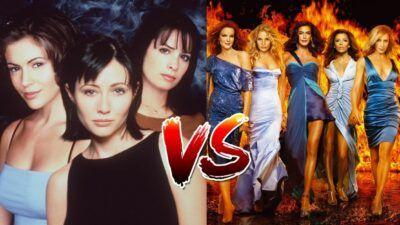 Sondage : le match ultime, tu préfères Charmed ou Desperate Housewives ?