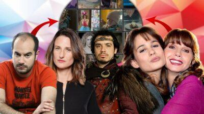 Quiz : sauras-tu relier la bonne série française à son image ?