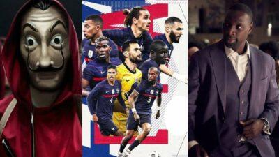 Lupin, Formula 1 : quelles séries regardent les joueurs entre deux matchs de l'Euro 2021 ?