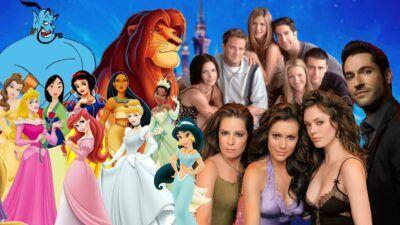Sondage : préfères-tu cette série culte ou ce Disney ?